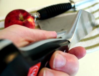 Profi nabroušený nůž