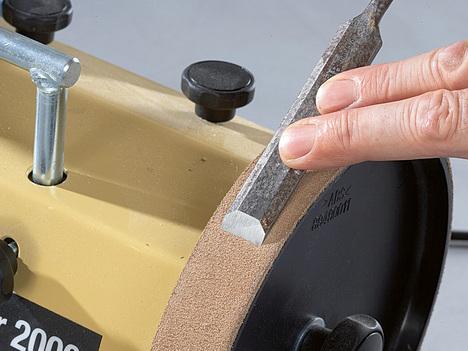 Ukázka broušení nástroje