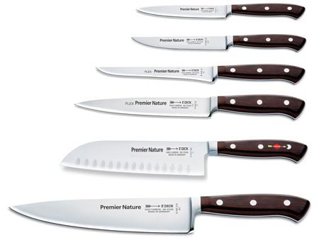 Nové nože anebo nechat nabrousit stávající?
